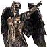 Archangel Jeduhiel Statue