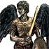 Archangel Sealtiel Statue