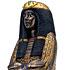 Ban Priestess Coffin Statue