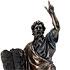 Moses & The Ten Commandments Statue